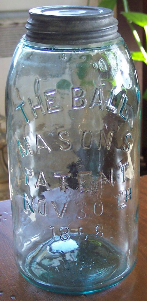 1119 Best Images About Old Canning Jars On Pinterest