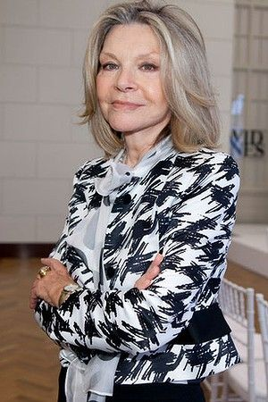 Australia's first lady of fashion ...... Carla Zampatti.