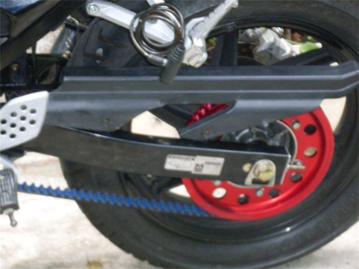 KIT-COMPLETO » Kit Transmissão Kasinski Comet 250 GT - GTR - MMM 3 Moto