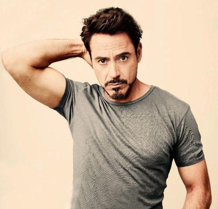 #ManCrushMonday: Robert Downey, Jr.