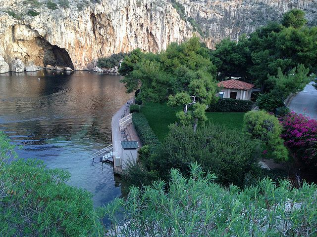 """""""Lake"""" by TravelPod blogger emilygeorgia18 from the entry """"Good to be back."""" on Monday, November 24, 2014 in Athens, Greece"""