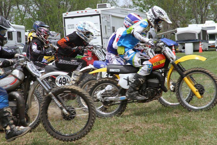 ~Vintage Motocross Racing~