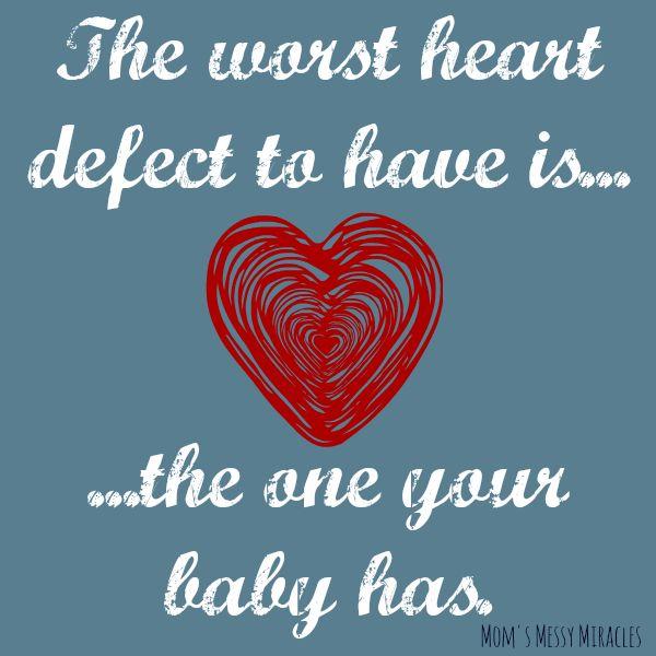 worst heart defect