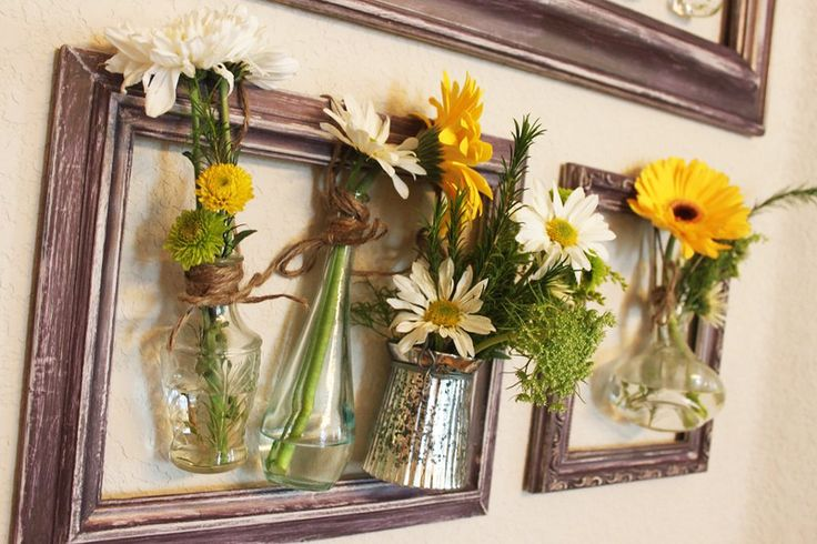 Коллаж из живых цветов – мечта самых сладких снов: замечательные примеры нестандартного дизайна