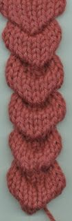 Charm Knits: More Edges/Trims