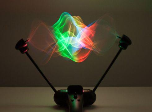 String Ray Light String Ray Light, Es un curioso detalle para regalar, ya que te quedas embobado mirando como se mueve al ritmo de la música.  ¿Quieres ser el primero en enterarte de nuestras novedades? ¡Apuntate!