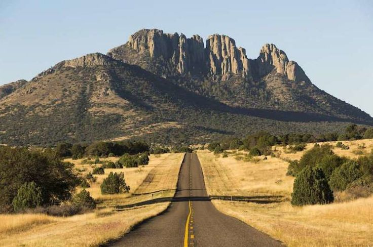 Iconic Mountain in West Texas Protected Thanks to Conservation Efforts