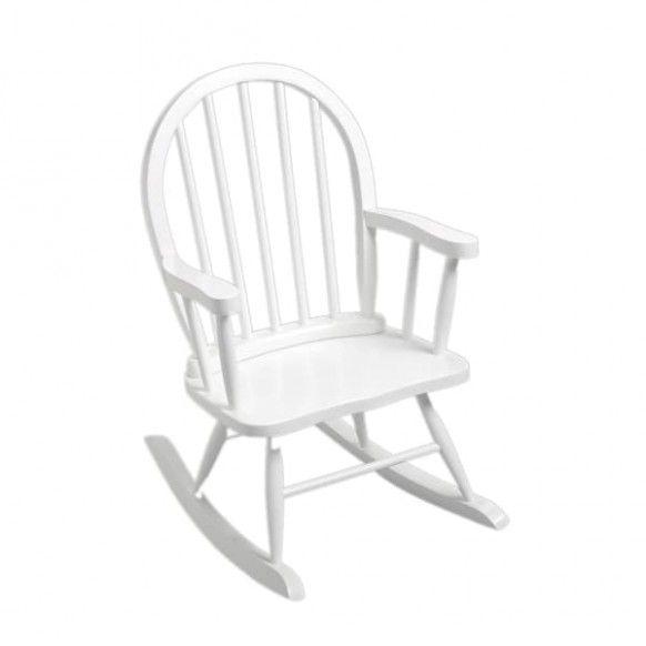 15 easy ways to facilitate white rocking chair canada white