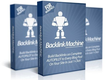 What is Backlink Machine? One of the key factors to ranking higher in Google, Bing, Yahoo or any search engine is… backlinks. If you have a good number of backlinks, your sites rank highert than your competitors.