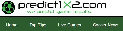 Soccer and football predictions and 1x2 betting tips, online betting calculator and best results,soccer predictions 1x2 | Free Predictions. https://www.predict1x2.com/