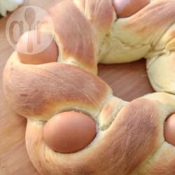 Decorative Easter Bread @ allrecipes.com.au