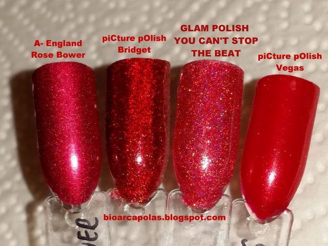 *TERMÉSZETES SZÉPSÉG*: Glam Polish - You Can't Stop The Beat