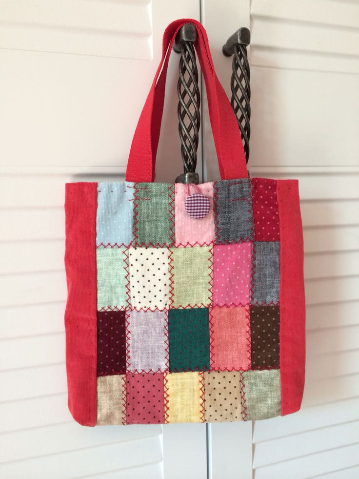 Hand Craft Piece Fabric Bag
