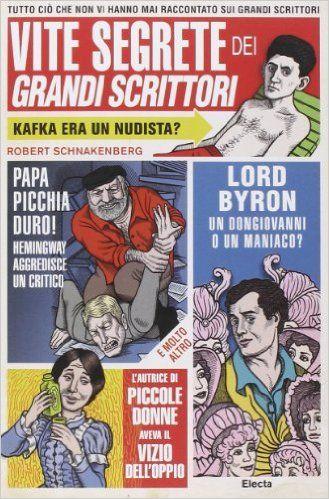"""Con ritratti bizzarri e senza censure, da William Shakespeare a Thomas Pynchon, """"Vite segrete dei grandi scrittori"""" risponde alle domande più spinose, quelle che i vostri insegnanti avevano il terrore di affrontare: cosa combinava Lewis Carroll con le ragazzine? J.D. Salinger beveva davvero la sua pipì? Quante donne - e uomini - si è portato a letto Lord Byron? Che rapporto aveva Jean-Paul Sartre con la mescalina?"""