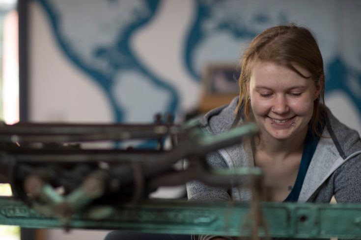 Monday smiles | McKernan Woollen Mills | Handmade in Ireland | Irish Design | Weaving & Knitting | Mens & Womens Accessories