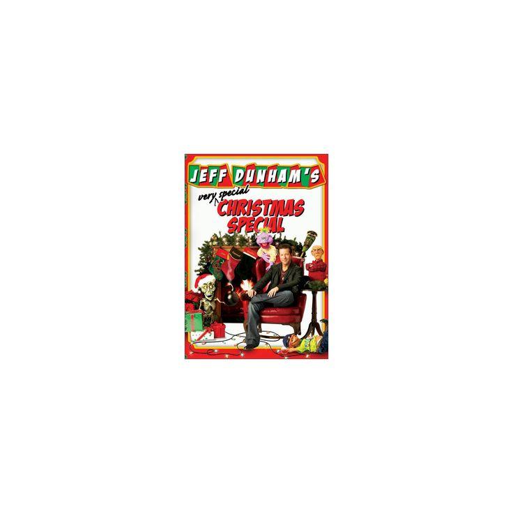 Jeff dunham's:Very special christmas (Dvd)
