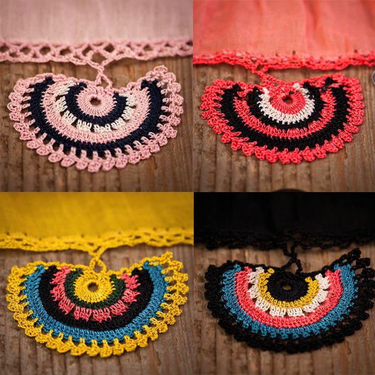 Ephe Oya (Turkish Lace) etsy.com/shop/oligarshe