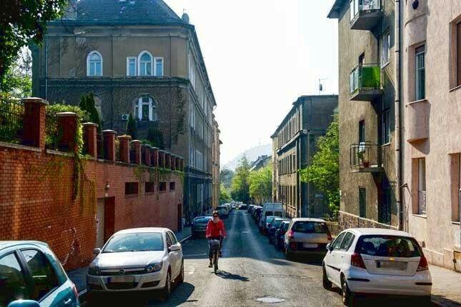 Logodi street
