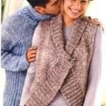 болеро и жилеты, вязание, вязание для мужчин модели схемы, вязание простые модели, вязание схемы модели для женщин, пуловер свитер