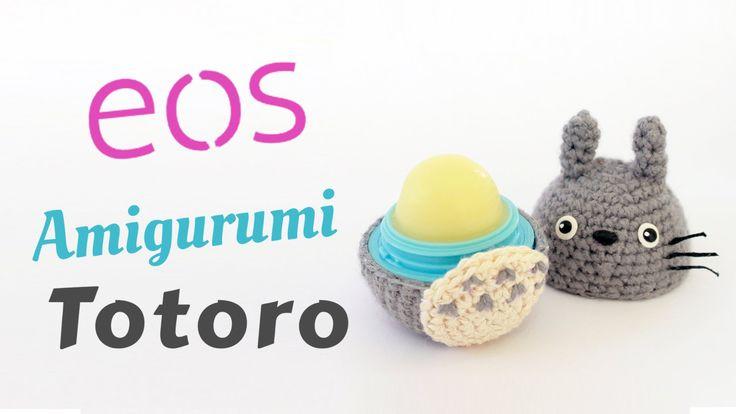 Amigurumi Lips Pattern : 17 Best images about Totoro on Pinterest Eye masks ...