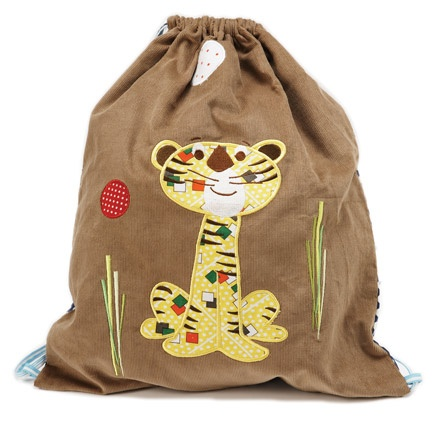 Tiger Kinder Bag  from cocooncouture.com