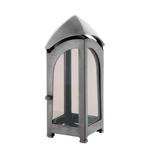 Außergewöhnliche Grablampe »Mahai« modern • Hochwertiger Messingguss & Handarbeit • Jetzt versandkostenfrei kaufen bei ▷ Serafinum.de