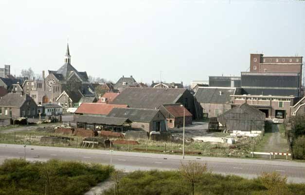 Toen was er nog veel RUIMTE in Hardenberg, en nog niet vol gebouwd ...