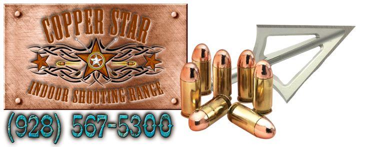 Copper Star Indoor Shooting Range