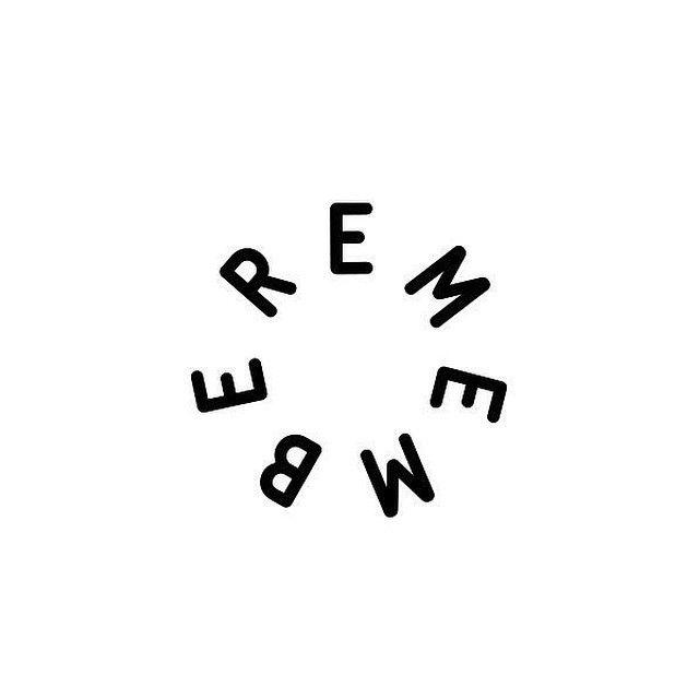 Mac Miller S Label Remember Music Branding Amp Logo Design
