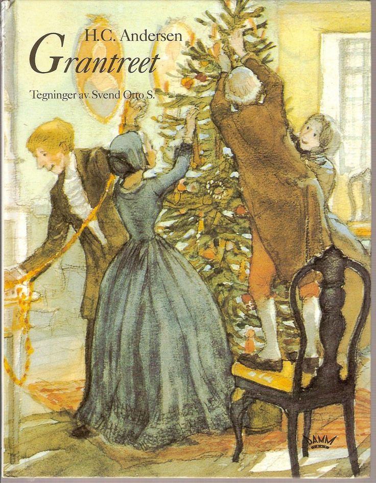 """H.C.Andersen: --""""Grantreet"""".Damm & søn 1996. God stand. Kjøper betaler frakt eller henter selv."""