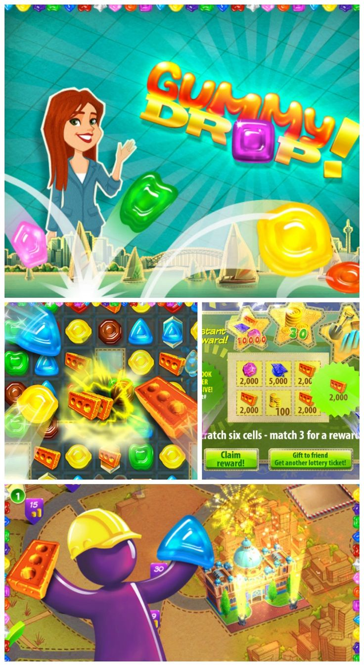 17 best images about gummy drop news reviews on for Gummy drop big fish games