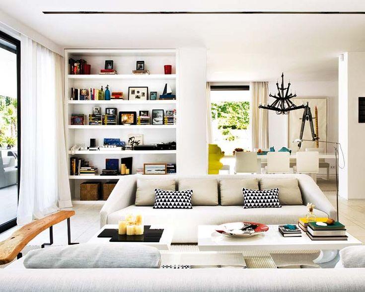 shelving, light and bright - snug?