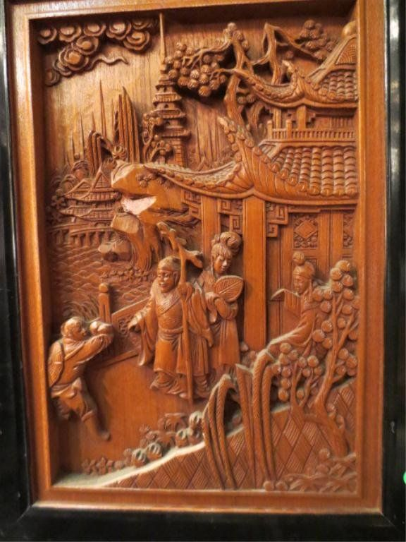 Best carved asian artistry images on pinterest