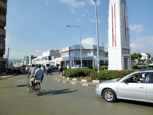Central Business District, Kisumu