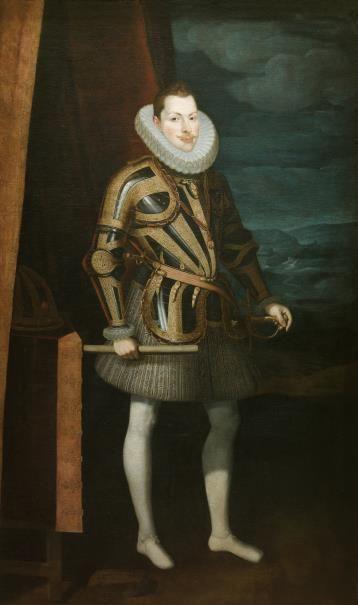 Felipe III - Colección - Museo Nacional del Prado