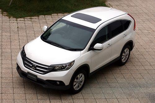 ค่ายรถฮอนด้า เปิดตัว All-new Honda CR-V ออล-นิว ฮอนด้า ซีอาร์-วี - #2013HondaCRVLaunchReview, #HondaAllNewCRV2013สปอรตเอสยวทคนเคย, #ฮอนดาCRV, #ใหมAllNewHondaCRV20132014