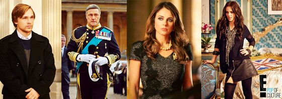 Meet The Royals: Elizabeth Hurley, William Moseley Star in E!'s First Original Scripted Series The Royals