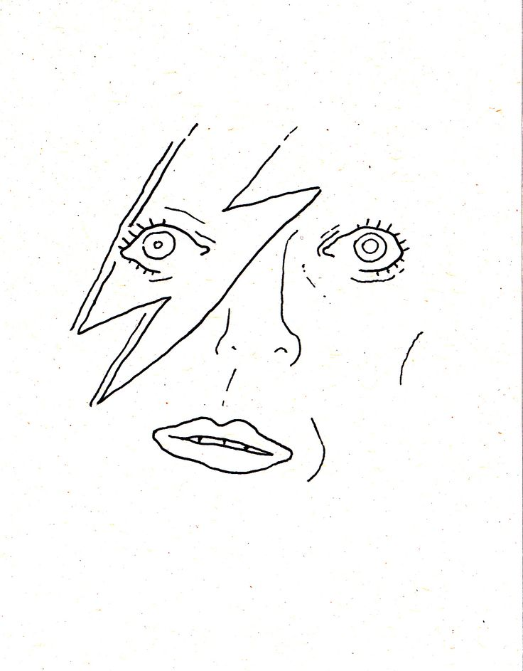 #Bowie