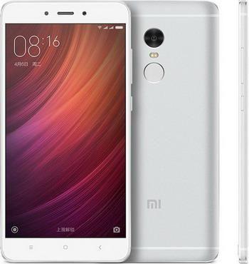 Xiaomi Redmi Note 4 32 Gb Серебристый  — 14900 руб. —