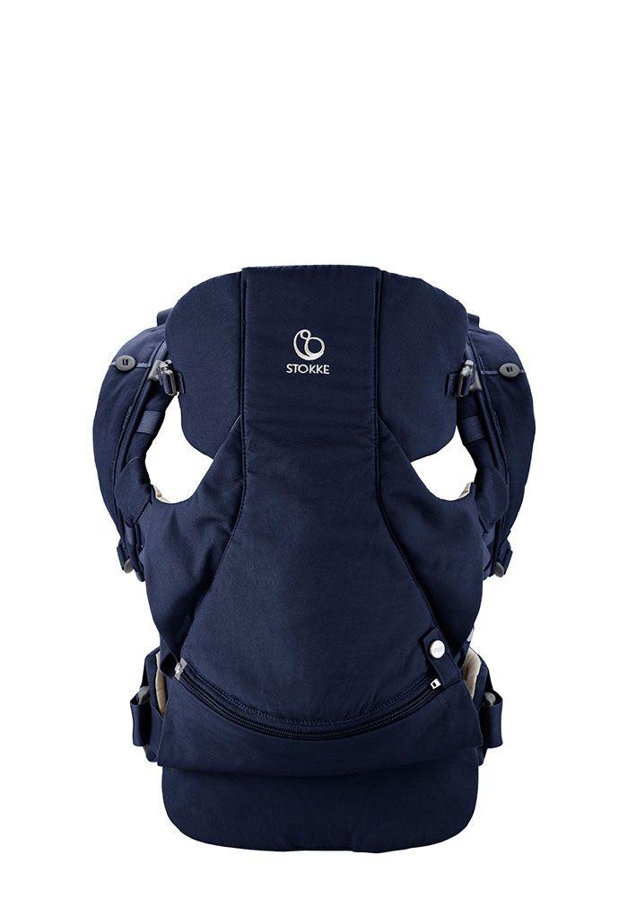 Prenez le temps de flâner. Le Stokke® MyCarrier™ a été conçu avec soin pour être ergonomique et  s'adapter à toutes les morphologies des parents, ainsi qu'à celle de votre enfant en pleine croissance.  Entièrement réglable pour une bonne répartition du poids, le porte-bébé est fabriqué en coton rembourré, très confortable, pour une expérience agréable tant pour le bébé que pour le parent. Avec son ergonomie très intuitive, vous serez prêts  à partir en promenade en deux temps trois mo...