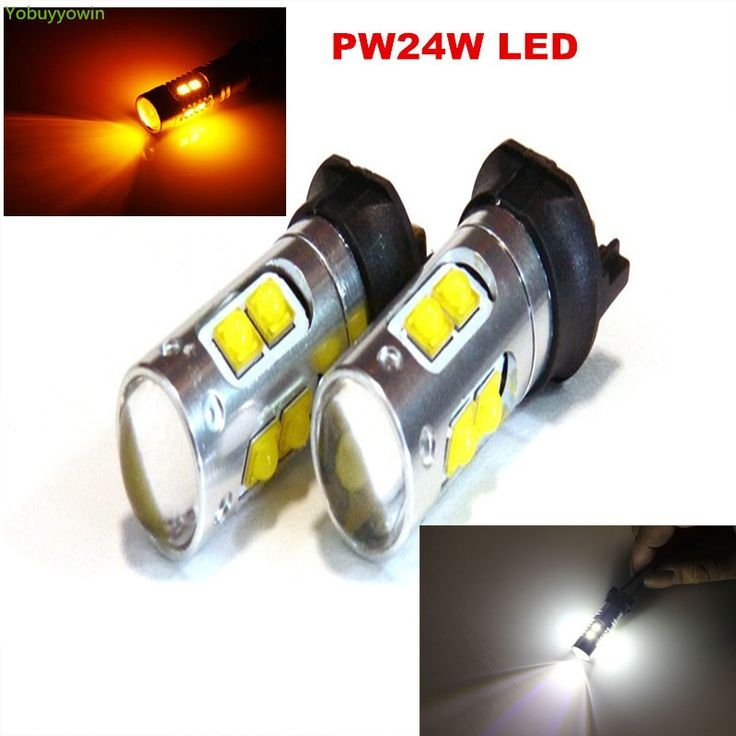 22.40$  Watch here - http://alit2v.shopchina.info/1/go.php?t=32798690769 - 2X Amber Yellow Error Free PW24W PWY24W LED Bulbs For BMW F30 320i 328i 335i VW MK7 Golf GTi For Daytime Running Lights DRL Fog  #SHOPPING