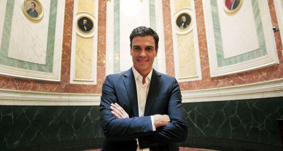 La etapa de Pedro Sánchez como secretario general del PSOE