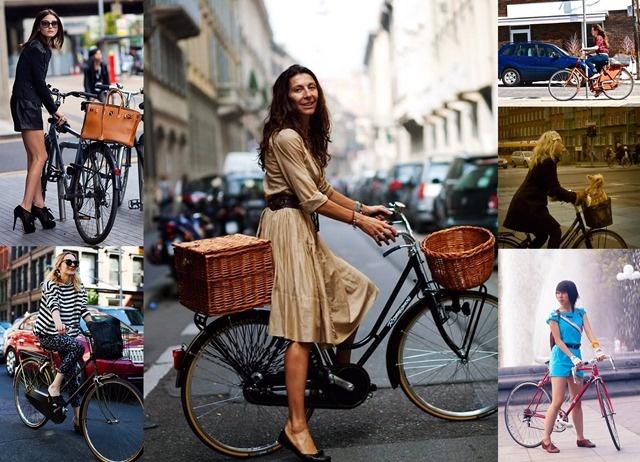 bicicletas fashionistas.