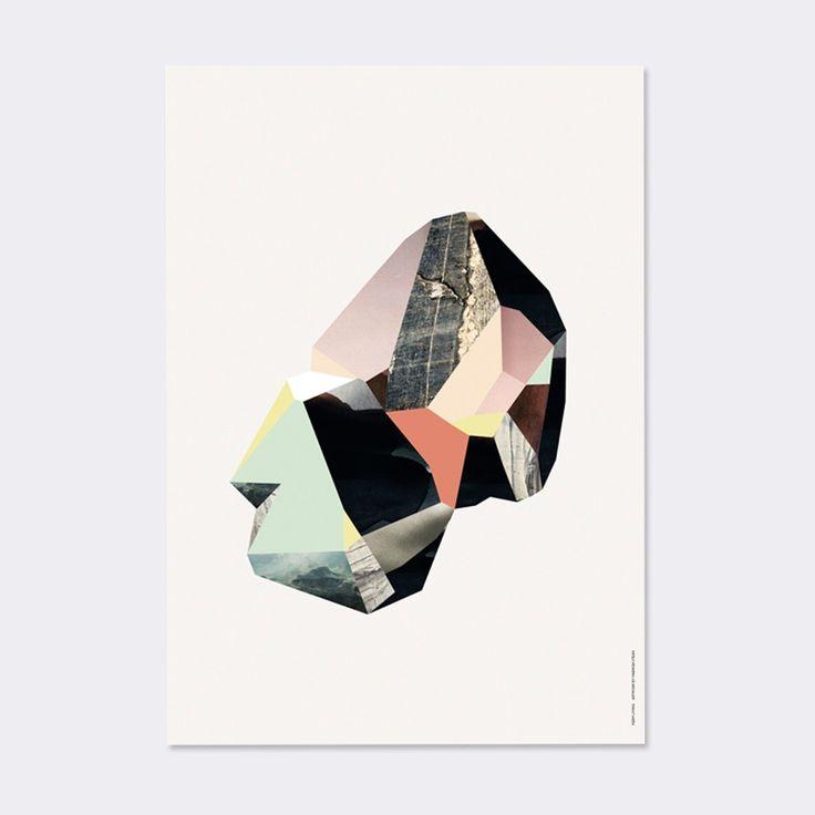 Affiche minéraux