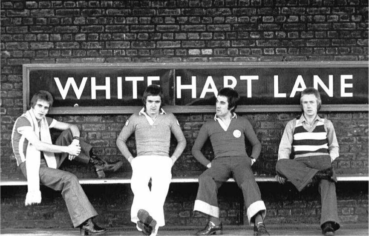 Tottenham bootboys 1974