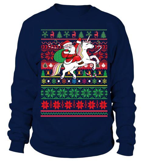 # Unicorn Santa Ugly Christmas Sweater .  Offre spéciale et limitée ! Non vendu en boutique      Produit disponible dans plusieurs styles et couleurs      Achetez vite le vôtre avant qu'il ne soit trop tard !      Paiement sécurisé via Visa / Mastercard / Amex / PayPal / iDeal      Comment commander            Cliquez sur le menu déroulant et sélectionnez votre modèle      Cliquez sur « Buy it now »      Choisissez la taille et la quantité de votre choix      Ajoutez vos coordonnées postales…