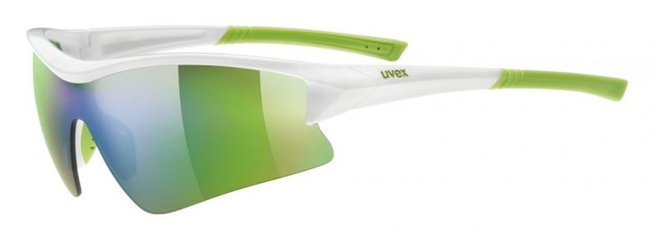 Uvex Sportstyle 103 White Green/Green (8716) | MALL.PL