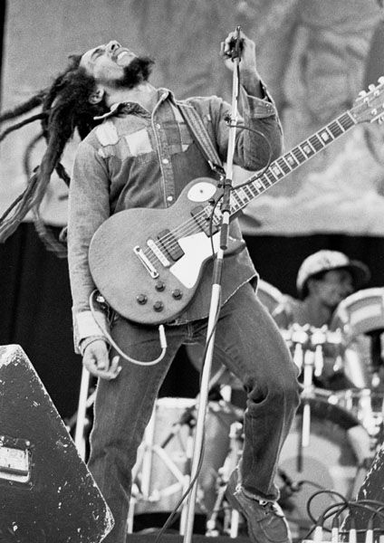February 6, 1945: Bob Marley Is Born On this day in 1945, Nesta Robert Marley was born in Jamaica. Bob Marley became famous for infusing social issues into his lyrics. Although his life was cut short by cancer at the age of 36, Marley is considered to be one of the most influential musicians of the 20th Century.