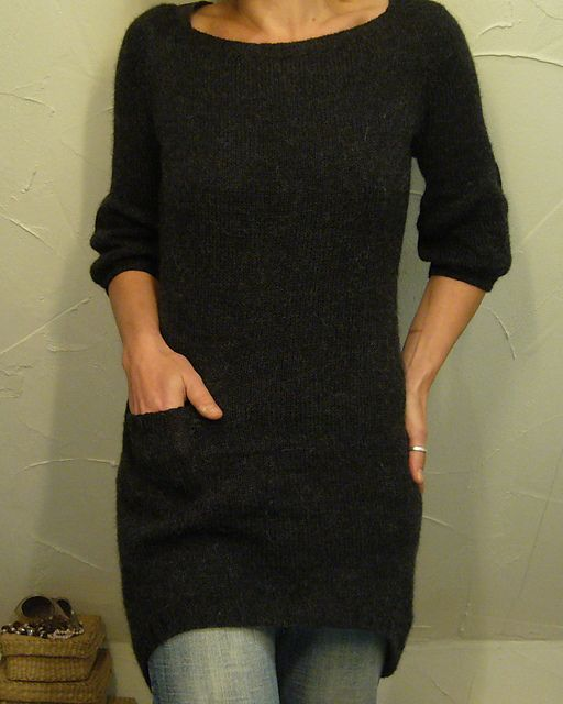 Ravelry: Project Gallery for Sweet Vanilla Tunic pattern by Veera Välimäki