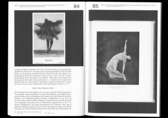 """inspirimgrafik: """" Lamm & Kirch, Tanzfotografie – Historiografische Reflektionen der Moderne, Freie Universität Berlin, Published by Transcript, 2016 """""""